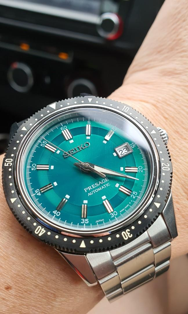 Seiko Presage Limited Edition
