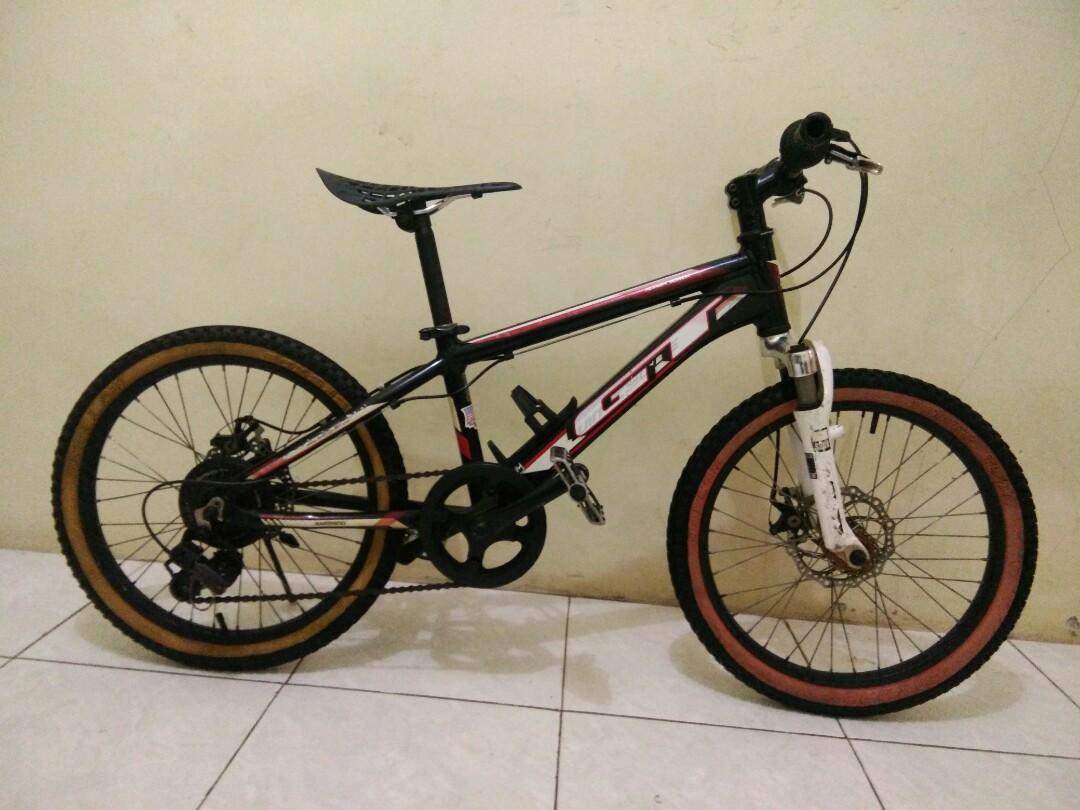 Sepeda anak wimcycle 20 inc