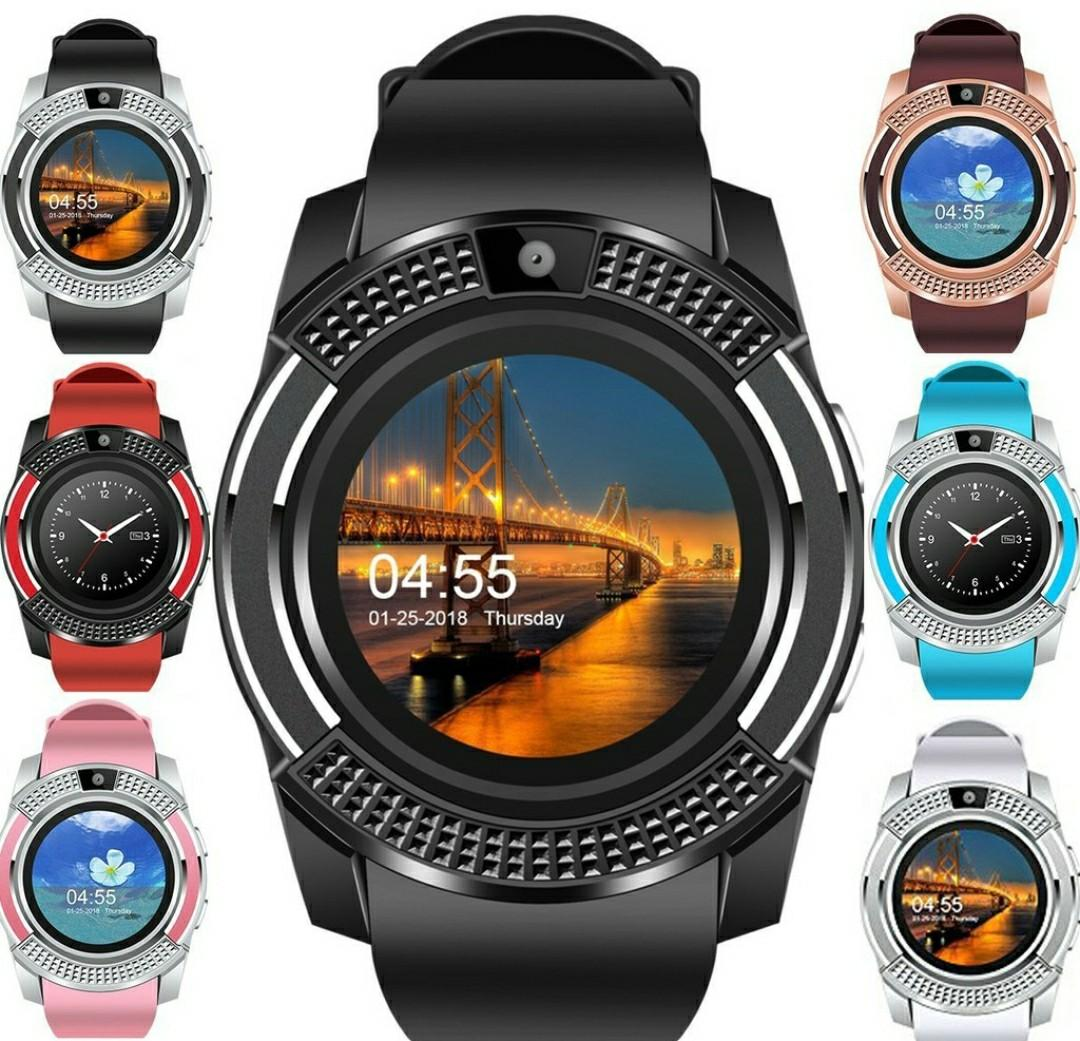 Smart Watch Bluetooth Sport Watch Android and SIM Smartwatch