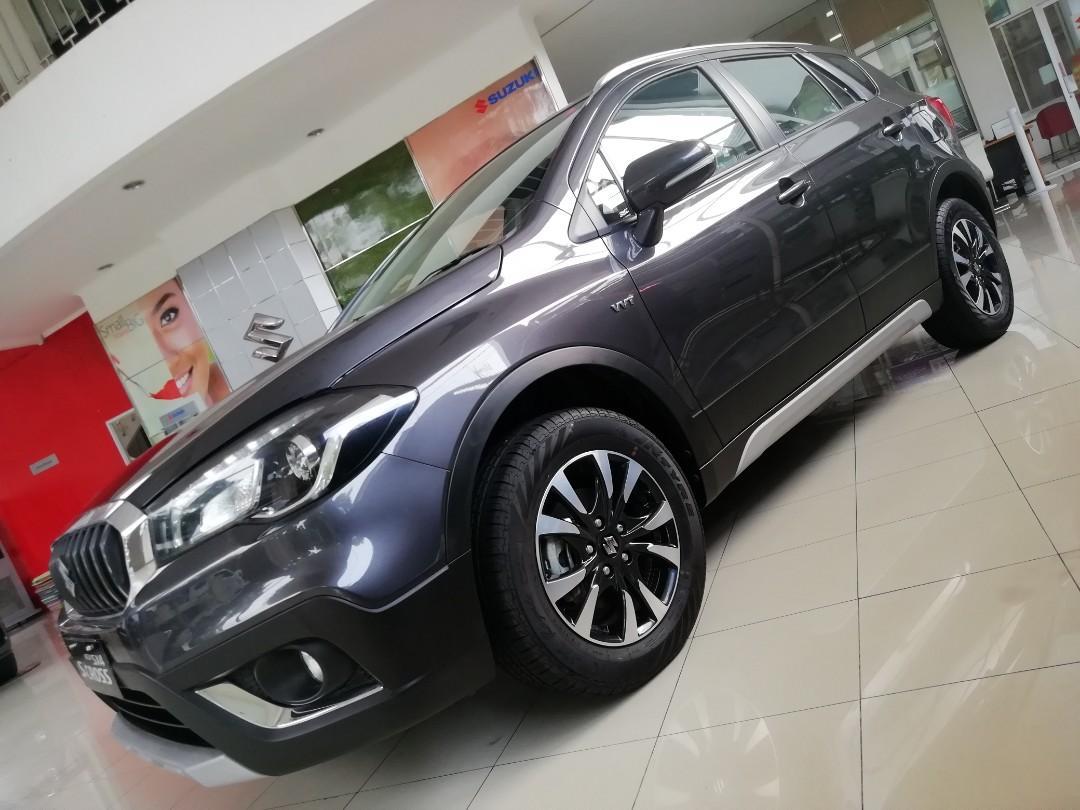 Suzuki Scross sx4, Dealer Resmi, 2019