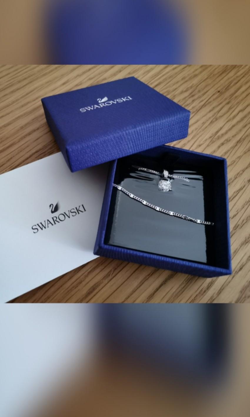 Swarovski Solitaire Necklace