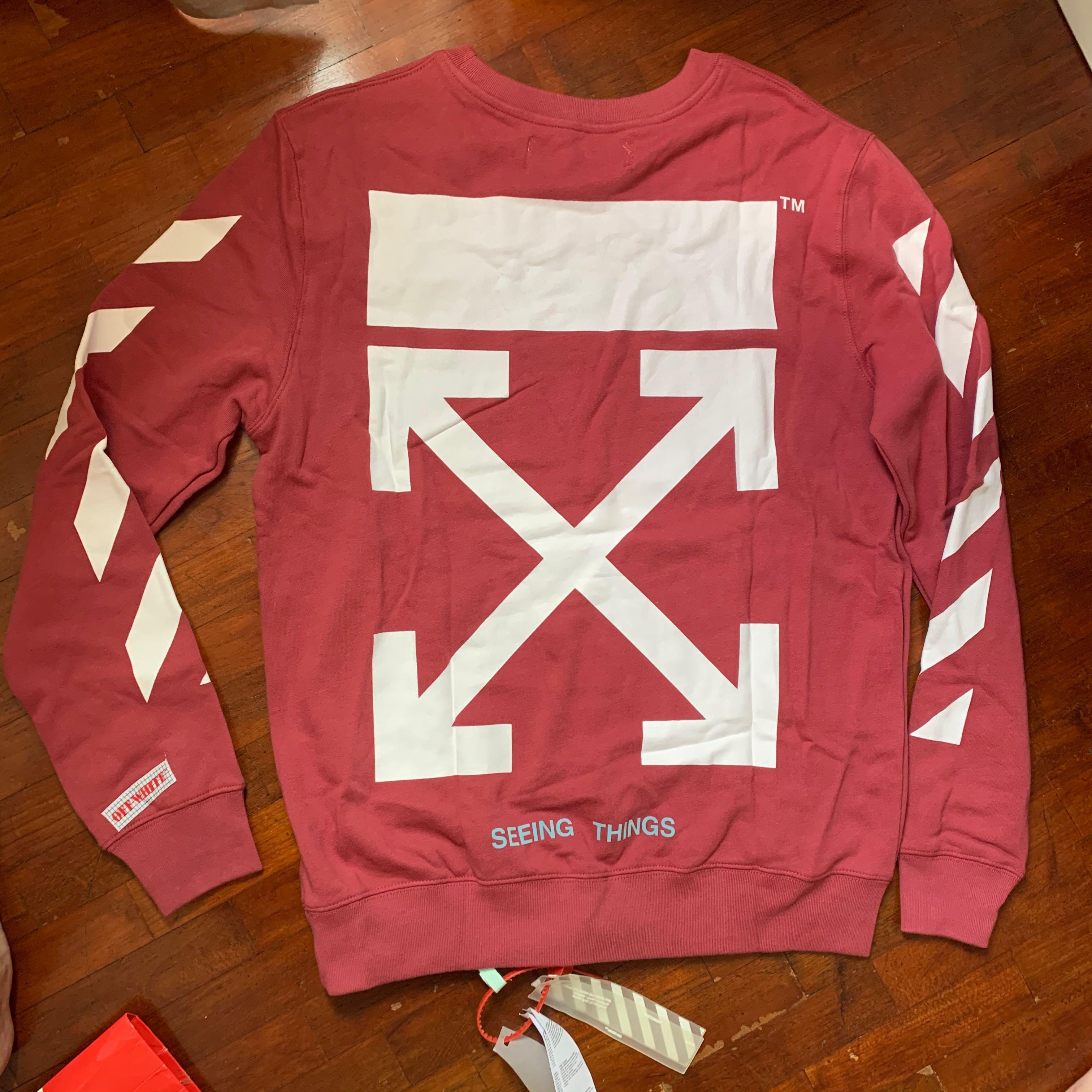 Sweatshirt Offwhite