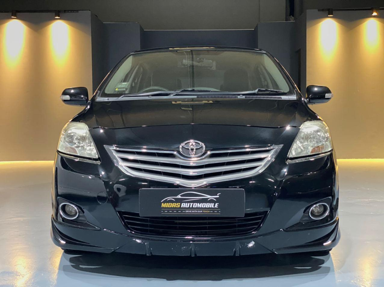 Toyota Vios 1.5 E Sports (A)