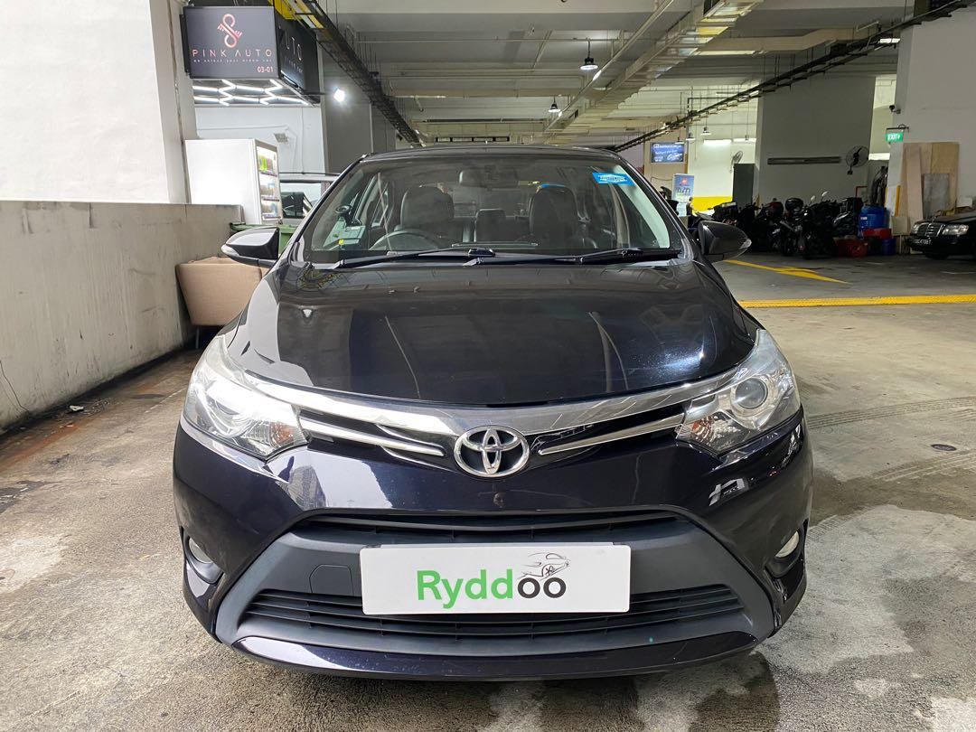 Toyota vios 1.5a e for cheap rental
