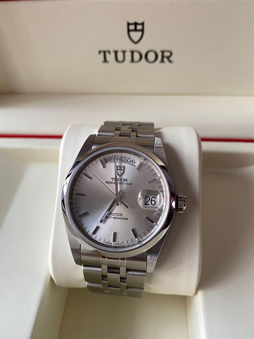 Tudor Prince Date+Day 76200