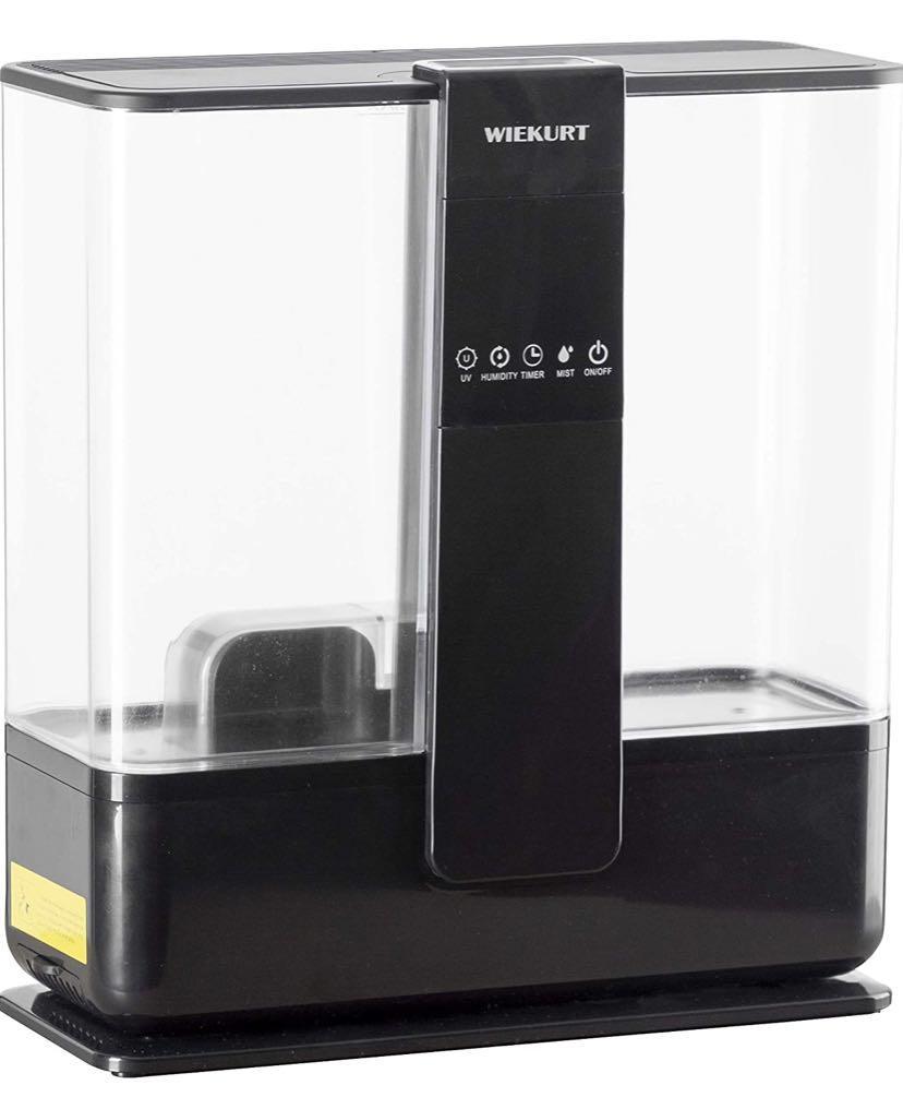 Ultrasonic Air Humidifier Smart Wi-Fi Humidifier Compatible with Alexa
