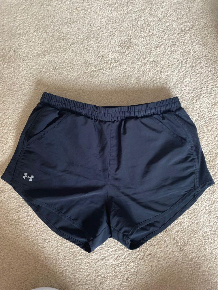 Under Armour Workout Shorts - SMALL