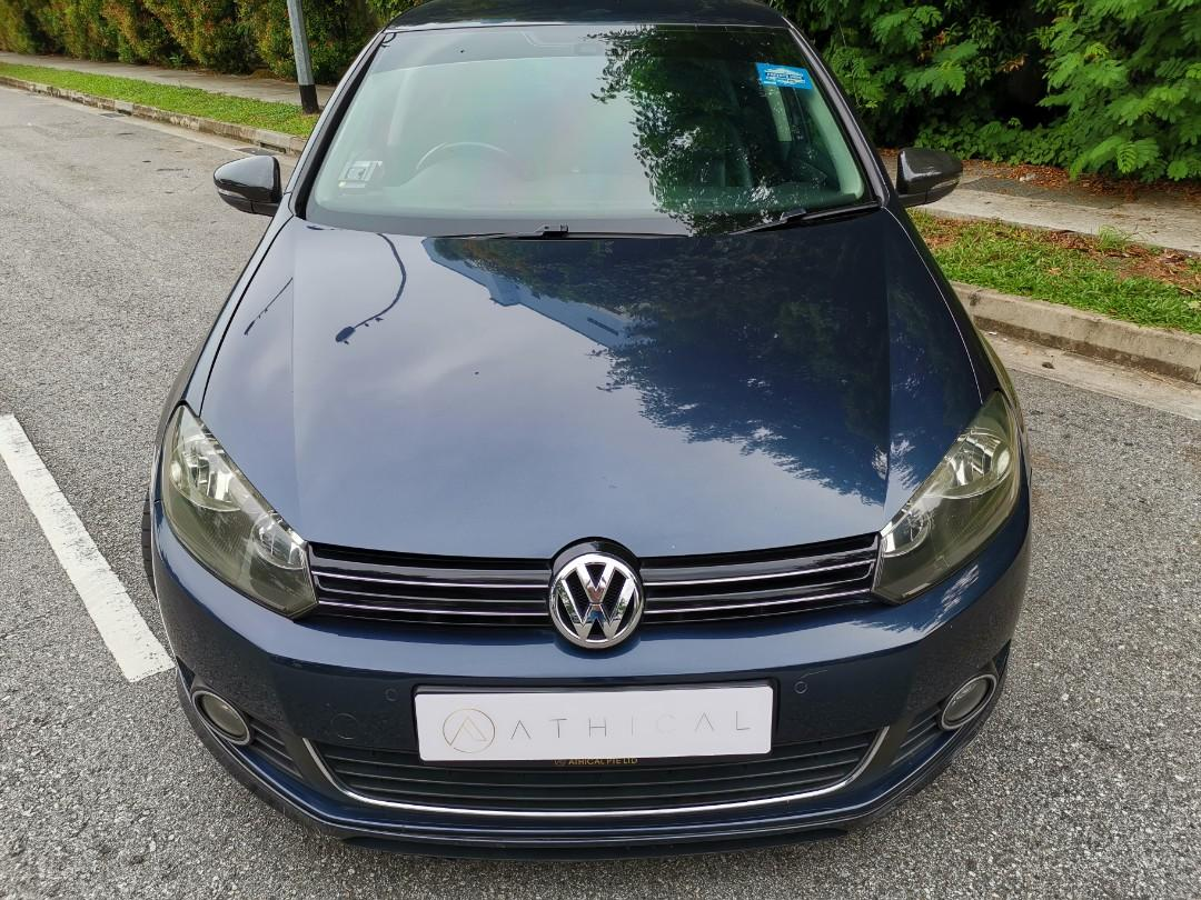 CHEAP & AFFORDABLE VOLKSWAGEN GOLF 1.4 TSI AT FOR 6 MONTHS RENTAL @ $1,300 MONTHLY!! CALL 9299 4404 NOW !!