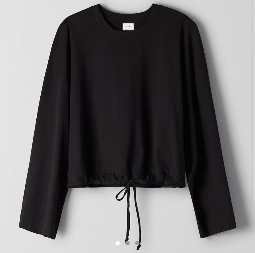 Wilfred Wide Sleeve Blouse