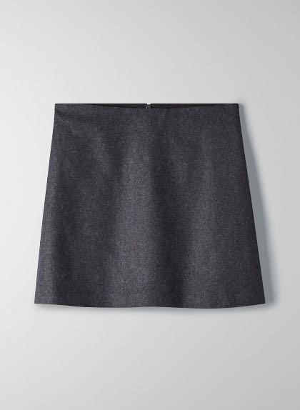 Wilfred Wool Skirt