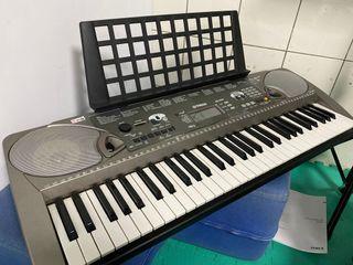 YAMAHA EZ-250i 電子琴附琴架譜架