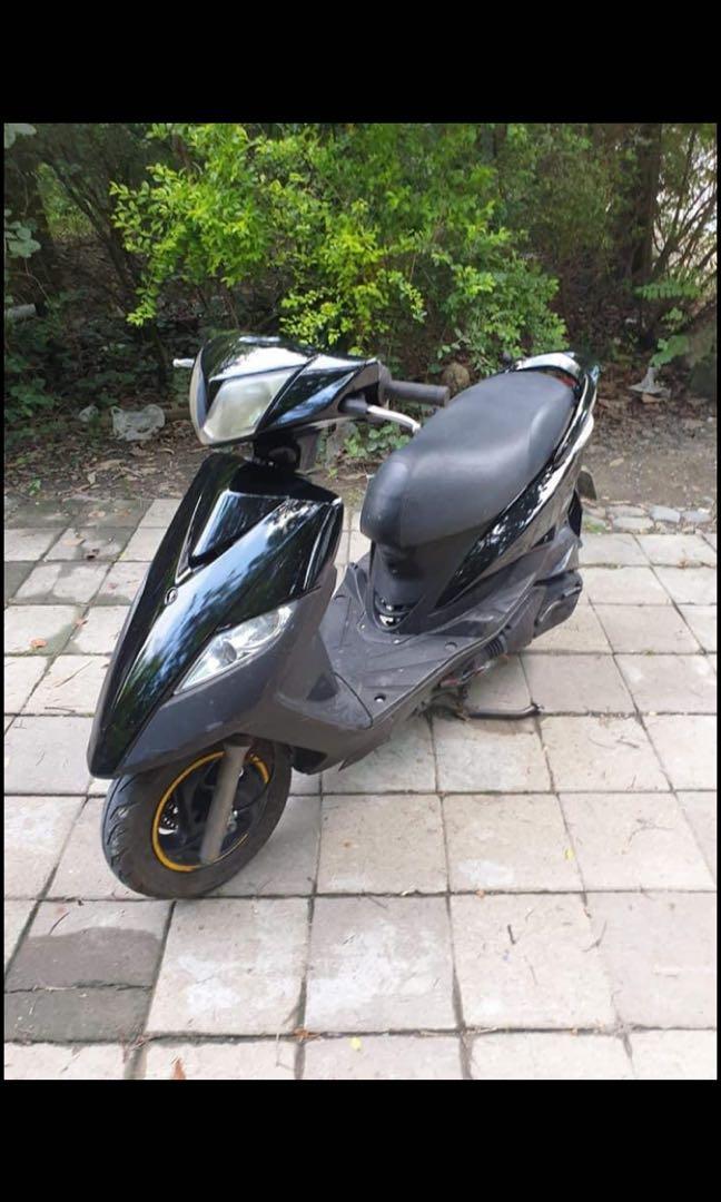 Yamaha GTR 125