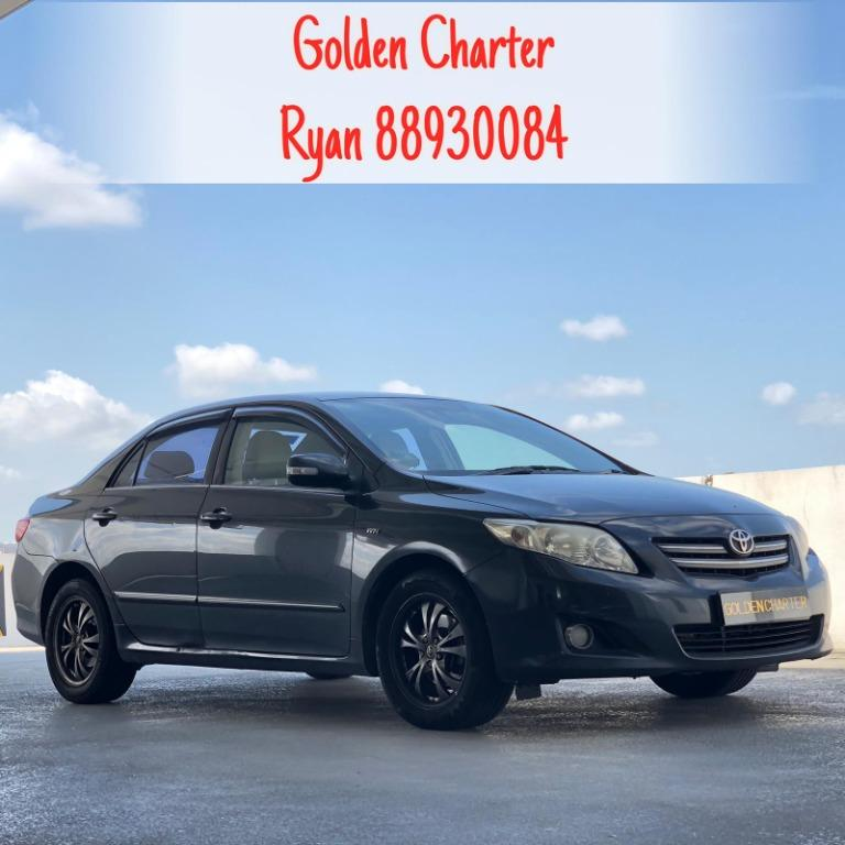 15/09 CALL 8893 0084 RYAN NOW ! Going Out Fast ! ! Toyota Altis ! Very Affordable Vehicles Available For Rent!!! Go-Jek Rebate, Grab, Ryde, PHV, Personal Usage Available! While Stocks Last ! Rent Car ! Car Rental ! Cheap Rental Car !