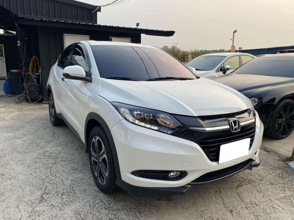 2016年Honda本田HRV 白5