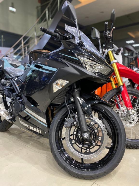 全新車2020年樣式 Kawasaki Ninja400 忍者