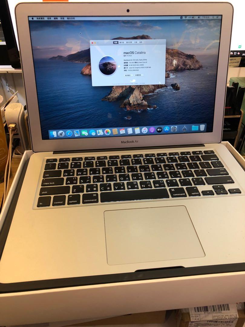 205 MacBook Air 8+128二手筆電-187