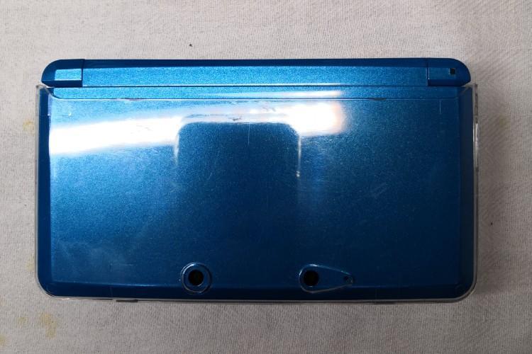 3DS 藍色 近全新