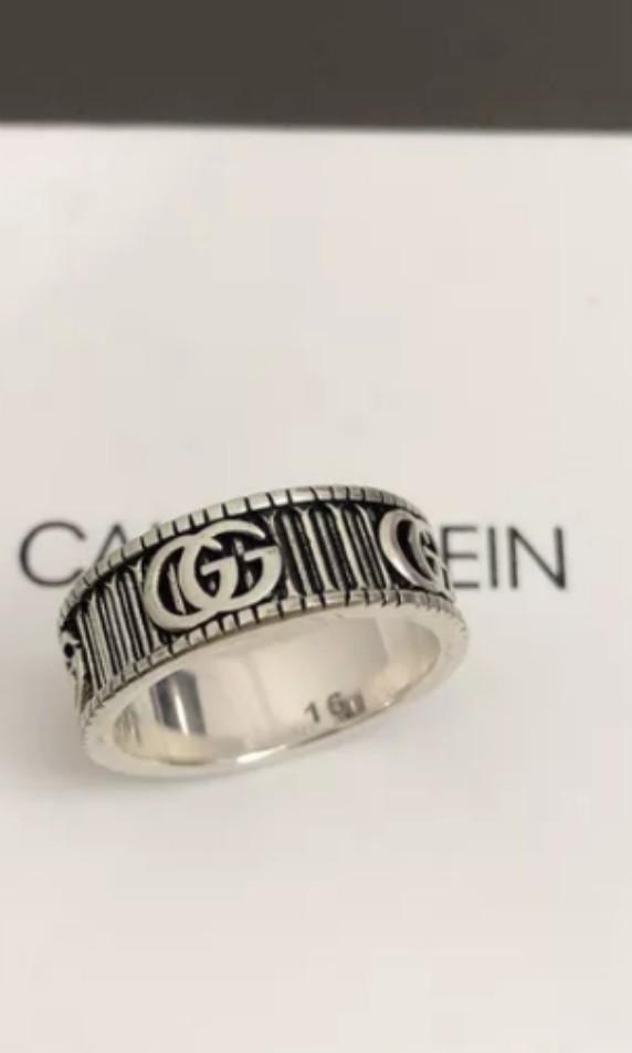 全新925精緻戒指7.8.號