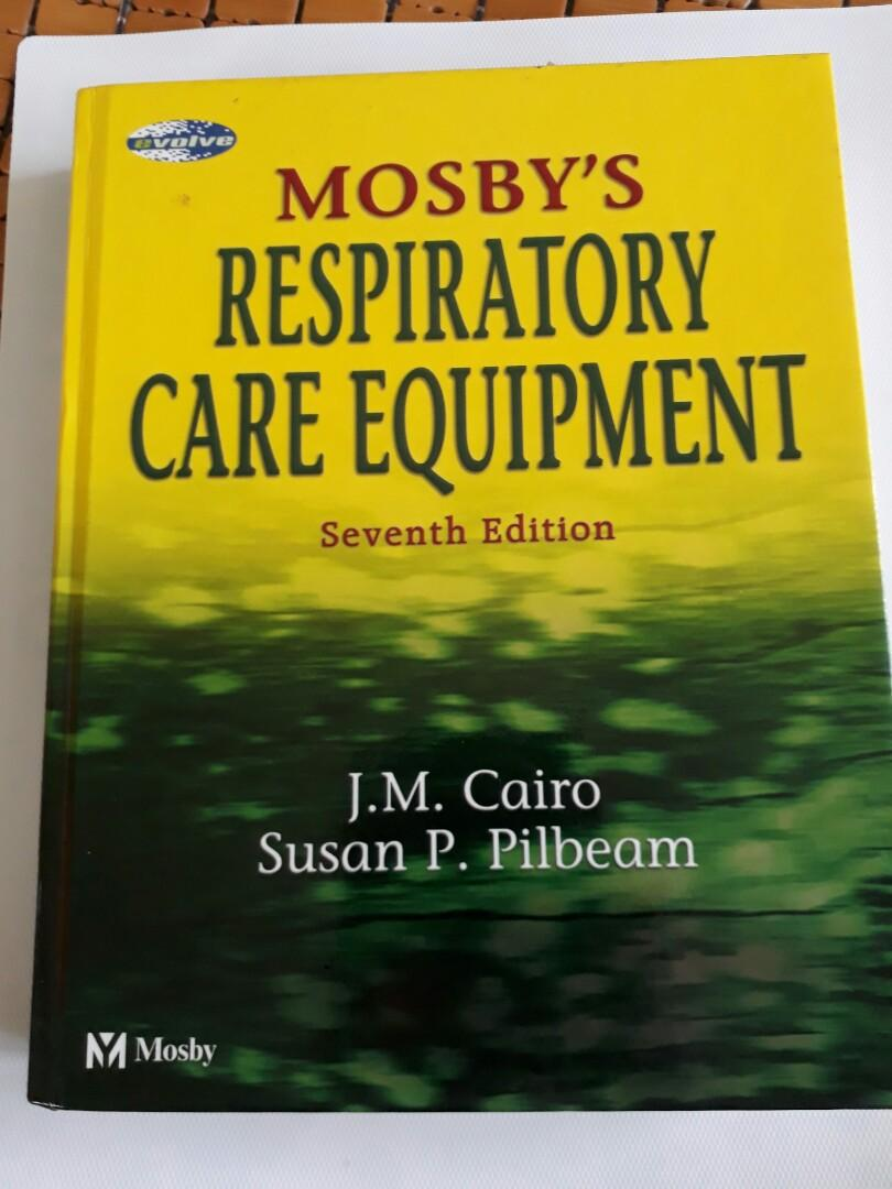 呼吸治療設備學