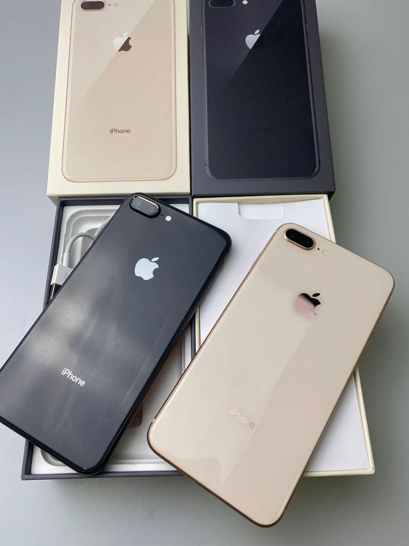 秒殺款-先誠實在成交 [型號]: IPhone 8 Plus (256G)