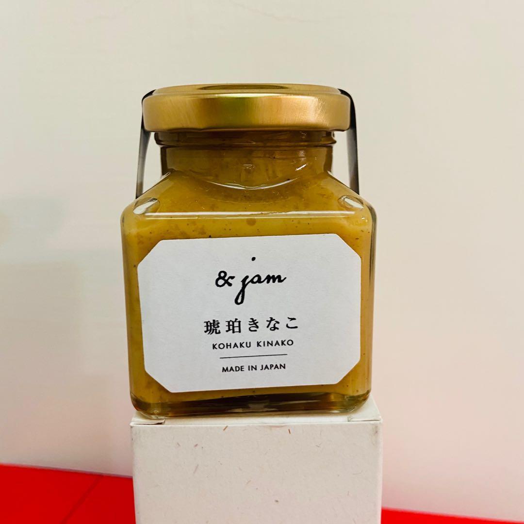 來自🇯🇵 嵜本 SAKImoto Bakery 琥珀黑豆果醬