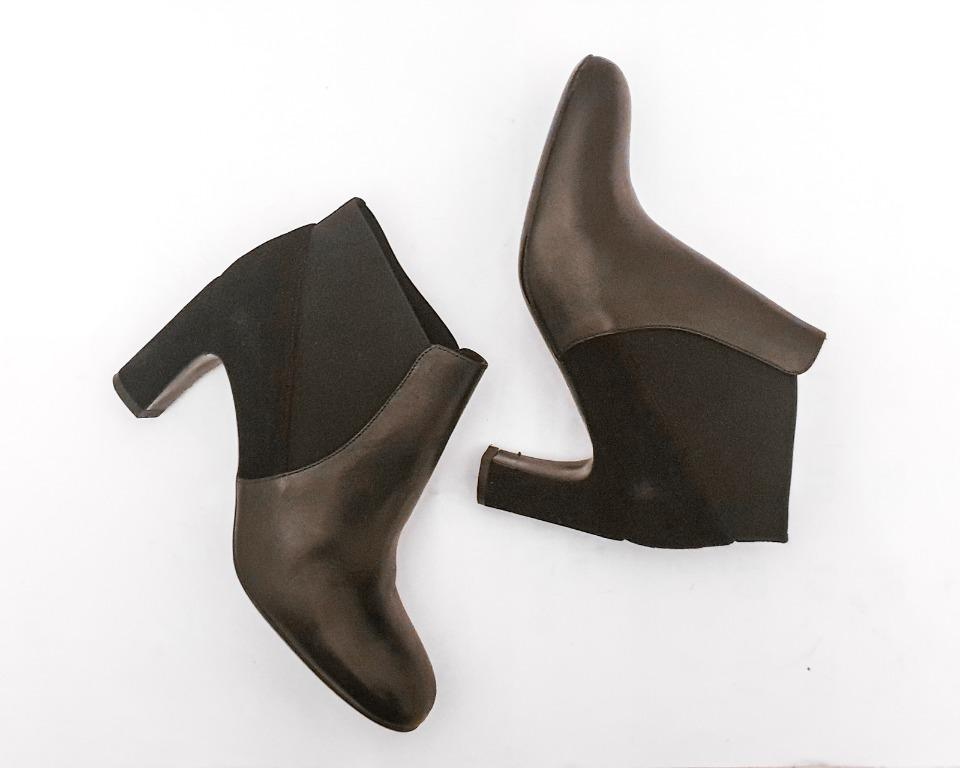 ■ COS ■ SUEDE AND LEATHER BOOTS ■ EU37 / US7