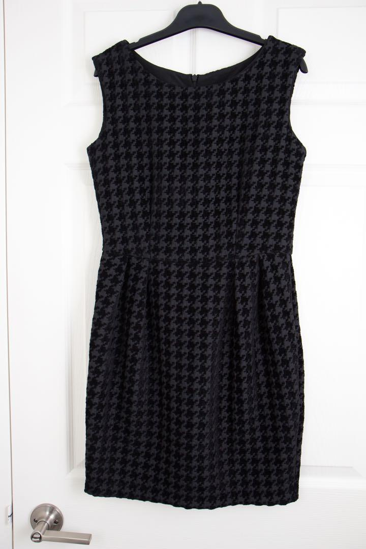 American Apparel Black Dress - Size S