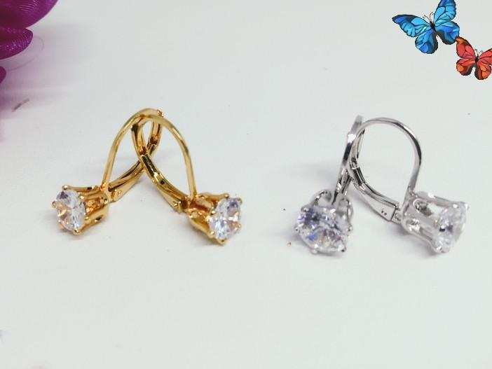 Anting XUPING dessi gold& silver