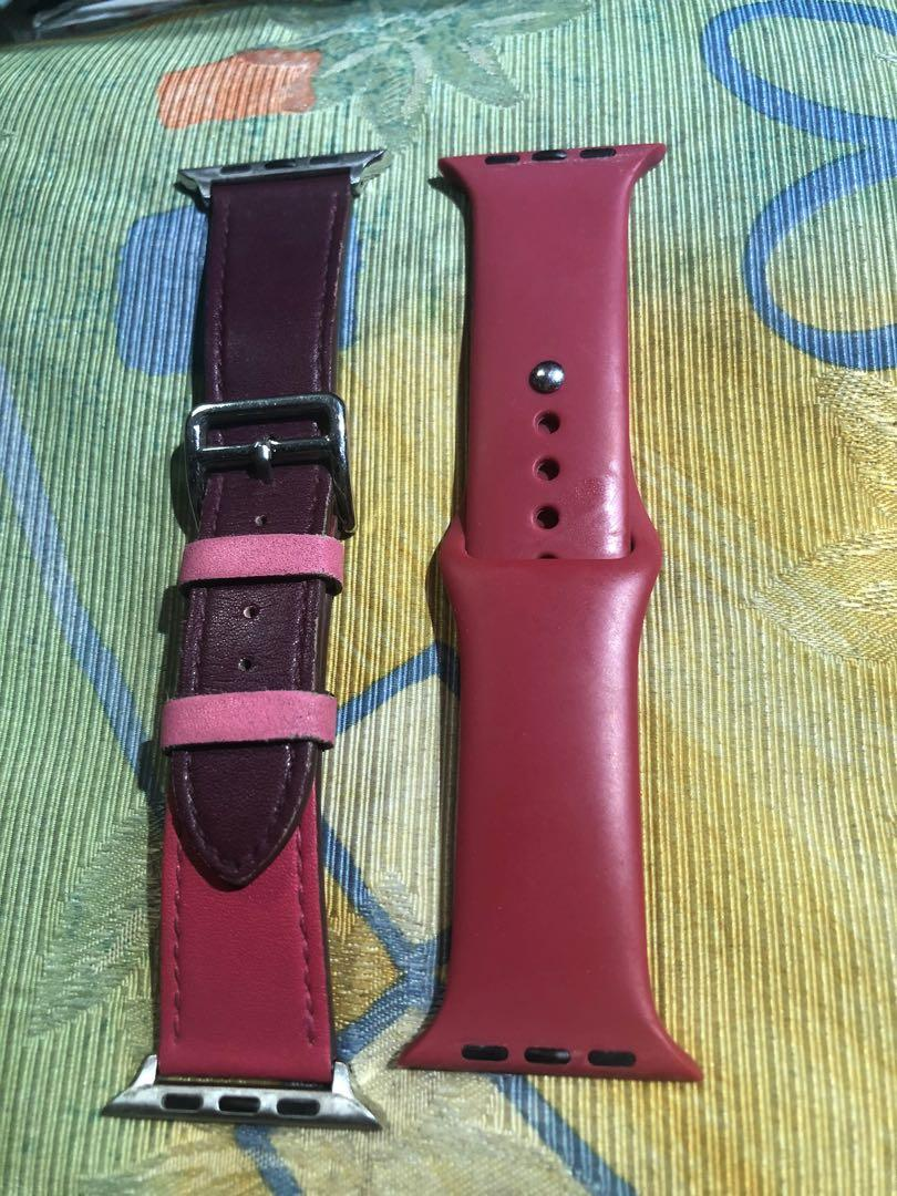 Apple Watch 42mm 錶帶(二手)