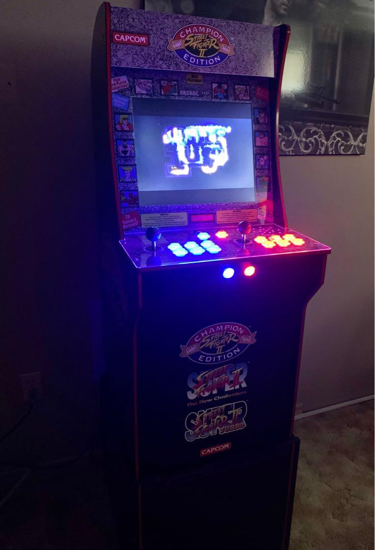 Arcade 1up Cabinet - Over 1200 games