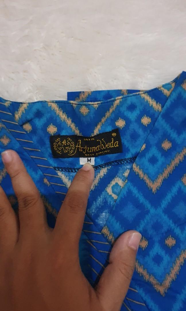 Arjuna Weda batik