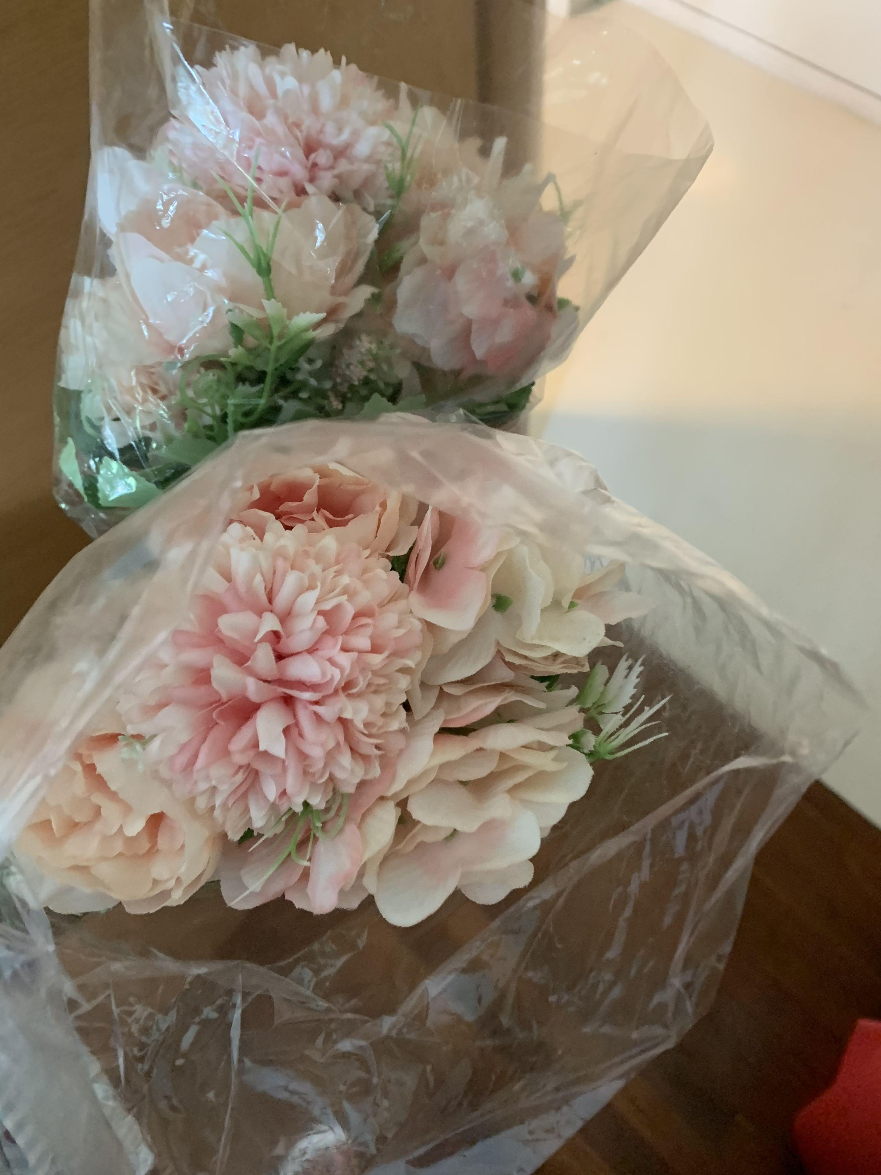 Artificial flower Buoquet