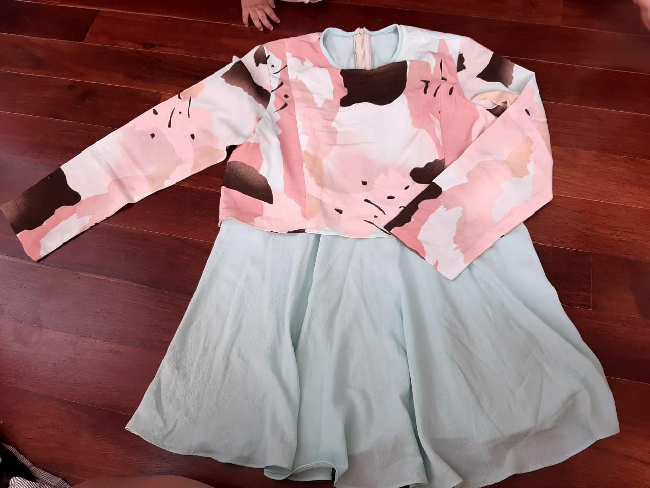 Baju menyusui nursingwear