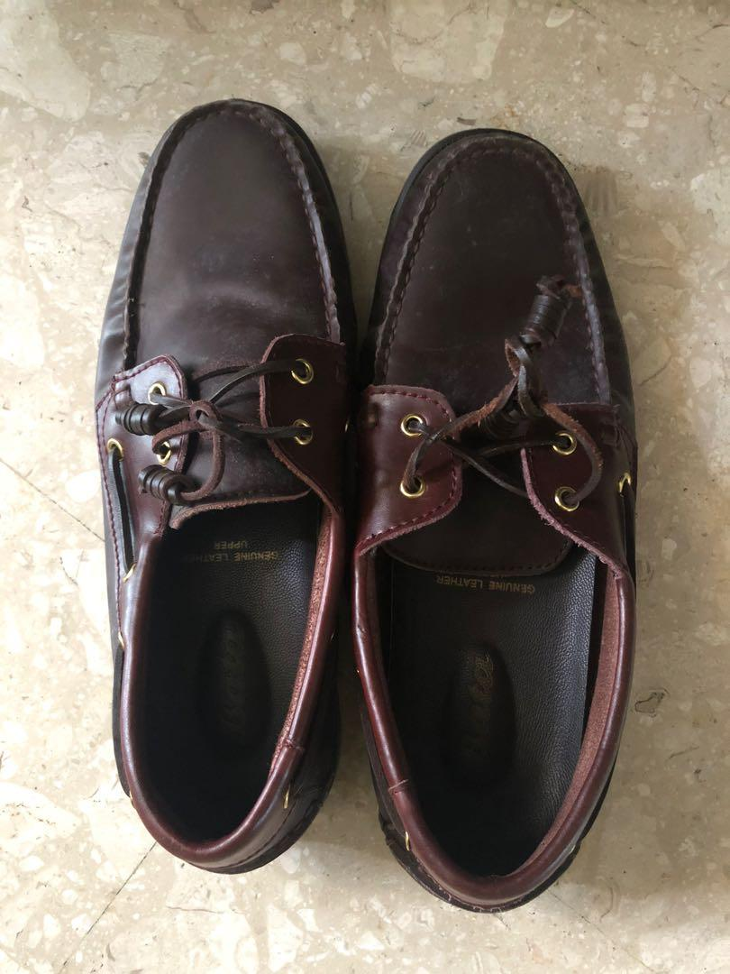 Bata  loafers size 8