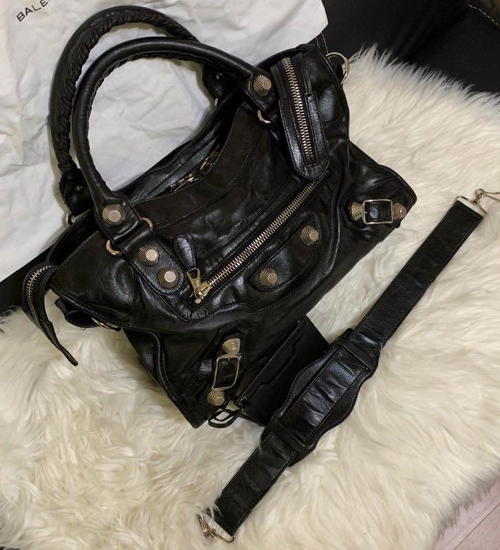🌷Beautiful Balenciaga G21 Motorcycle Bag with SHW🌷