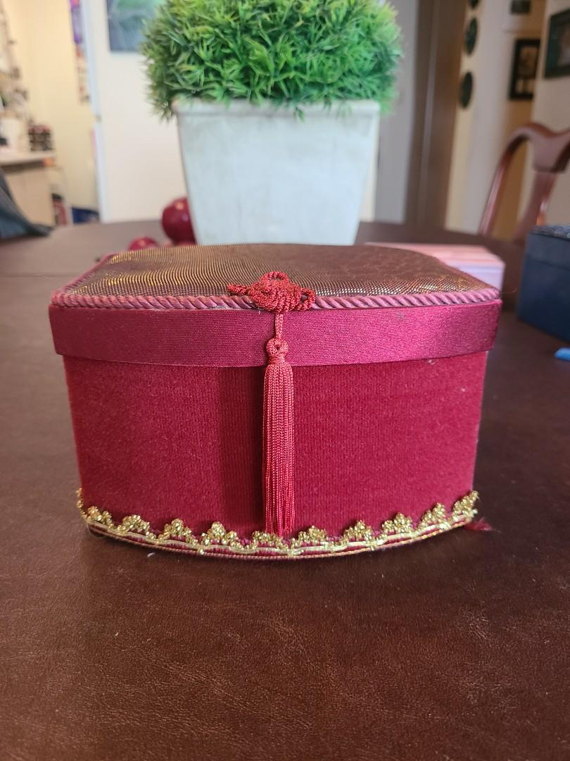 Beautiful jewelry box/decorative storage box