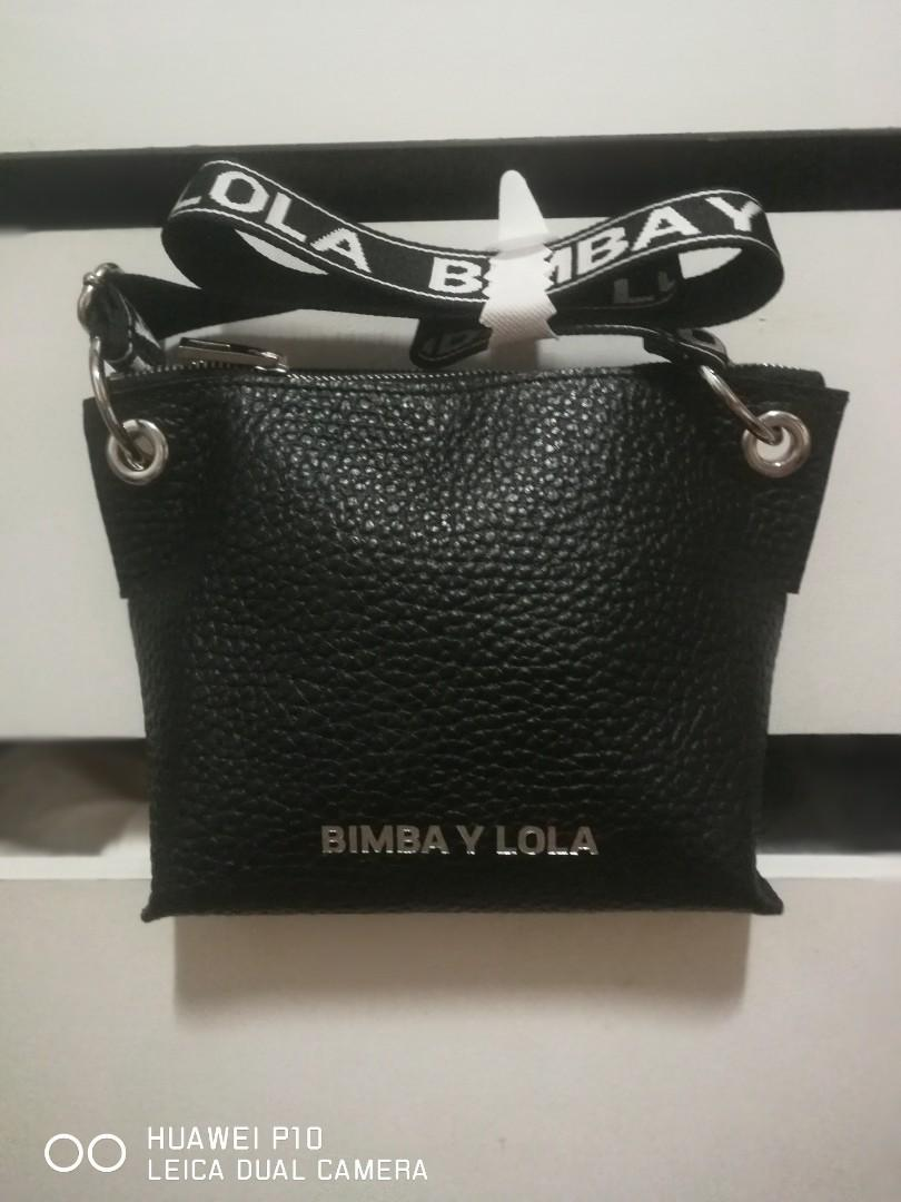*Bimba Y Lola* small size leather sling bag