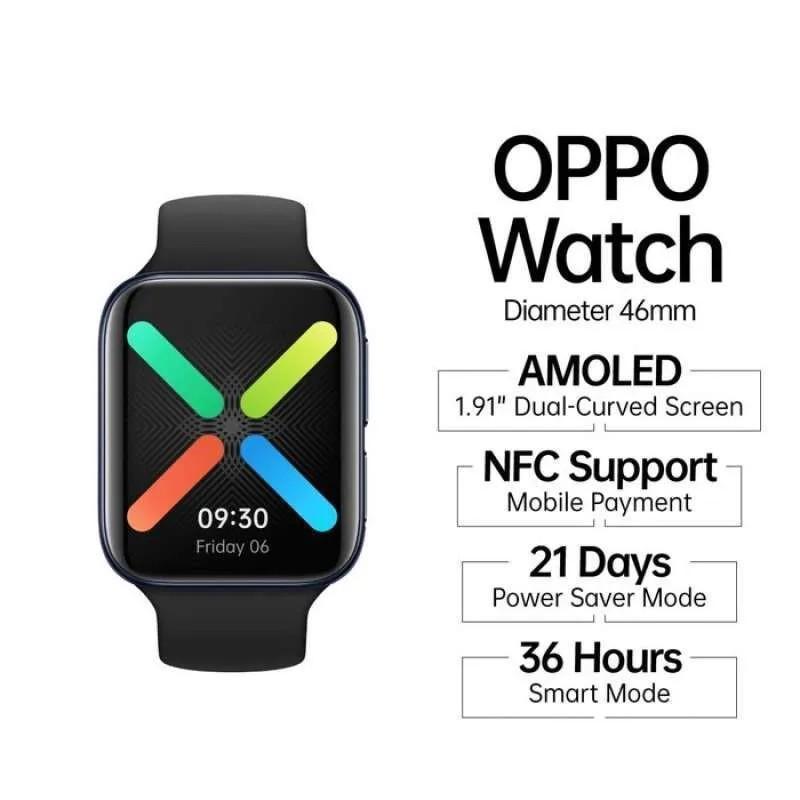 Bisa kredit Oppo Watch 46mm