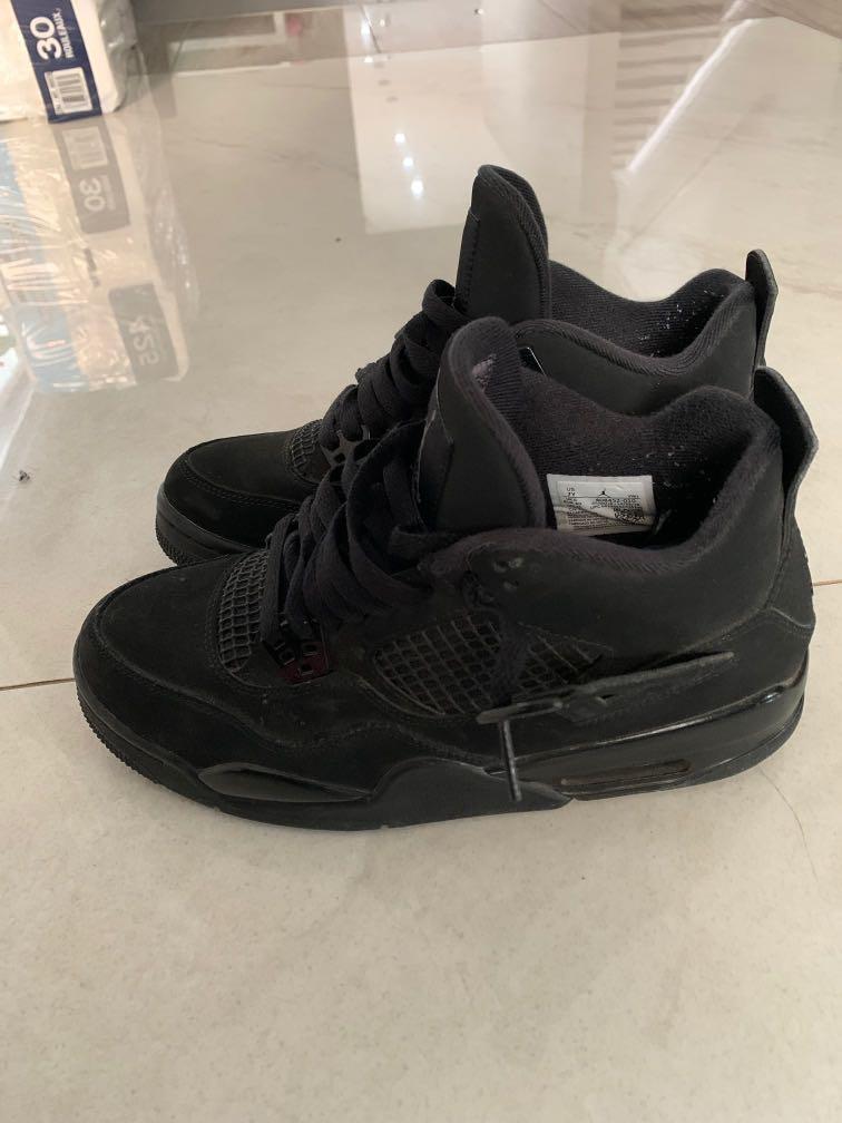 Black Cat 4 size 7y