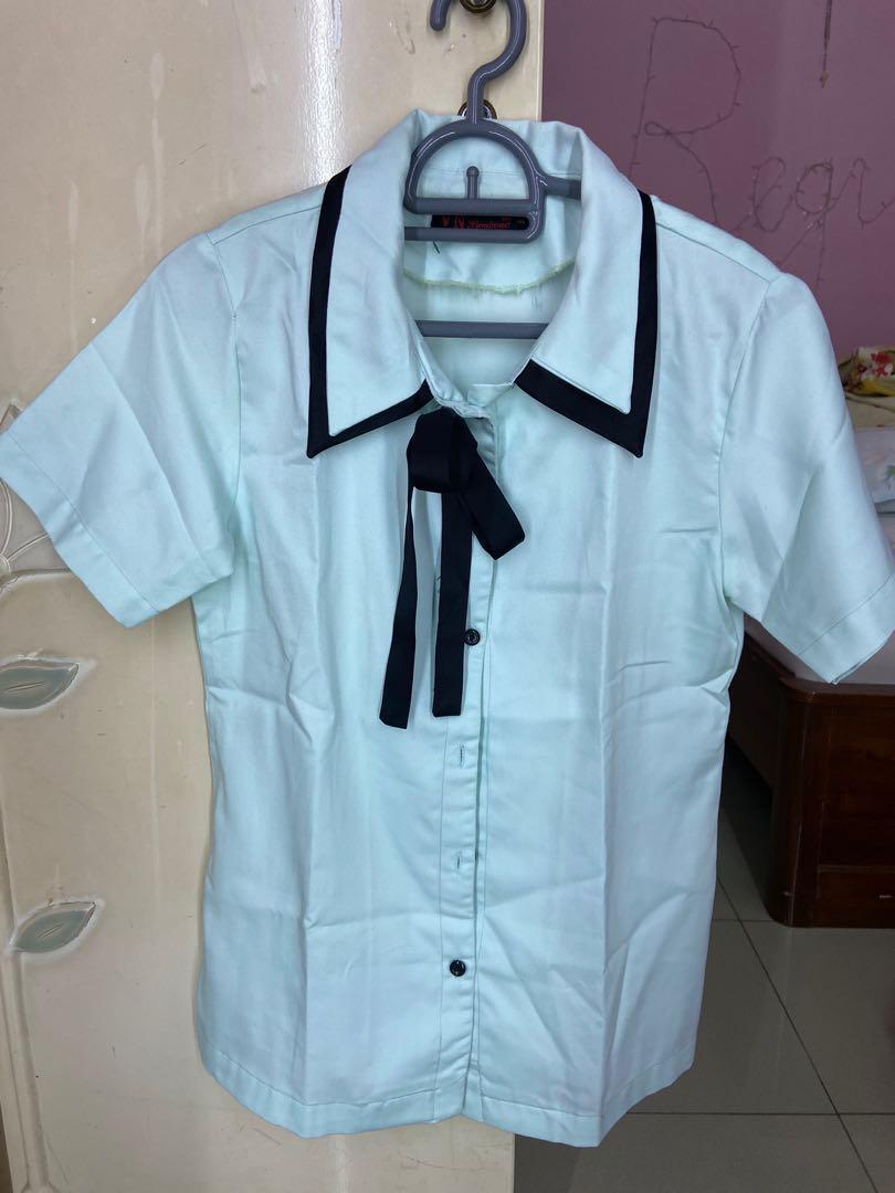 blouse kantor