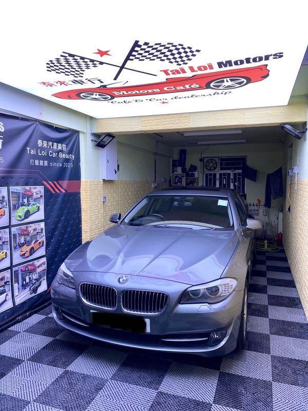 BMW 528i Business (A)