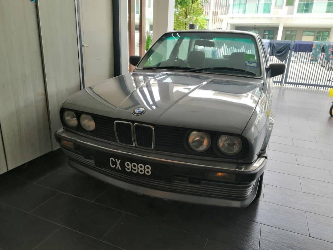 Bmw E30 Coupe Cars Cars For Sale On Carousell