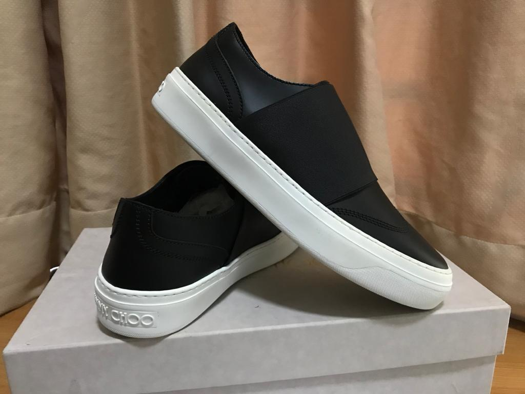 Bnib Jimmy Choo Sneakers Authentic