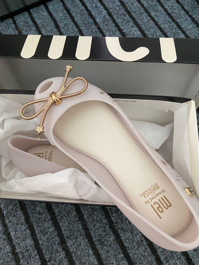 BNIB Melissa Ultragirl Shoes