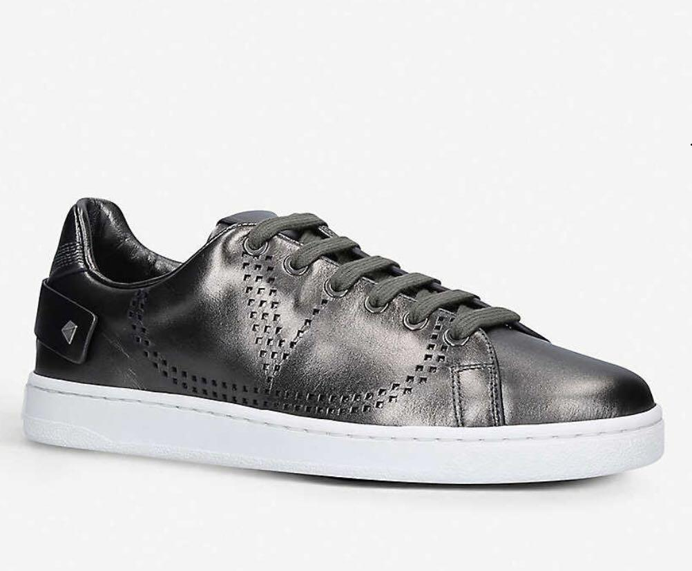 BNWT Authentic Valentino Leather Trainers
