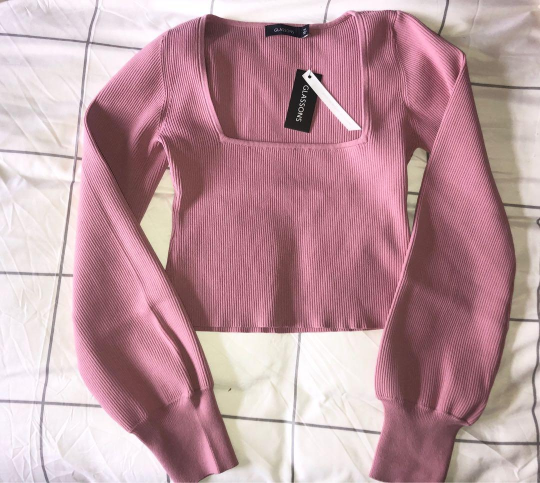 BNWT Glassons Top