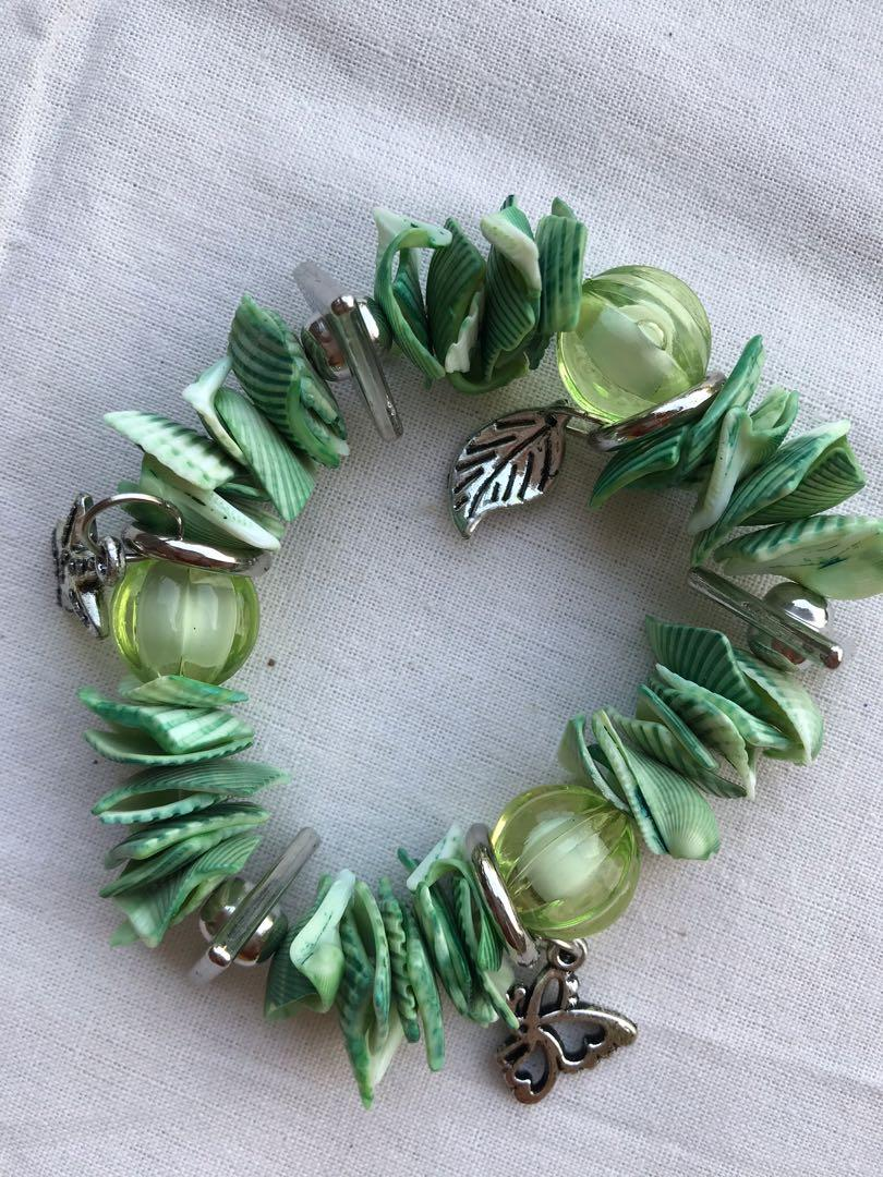 Bracelet/gelang kerang