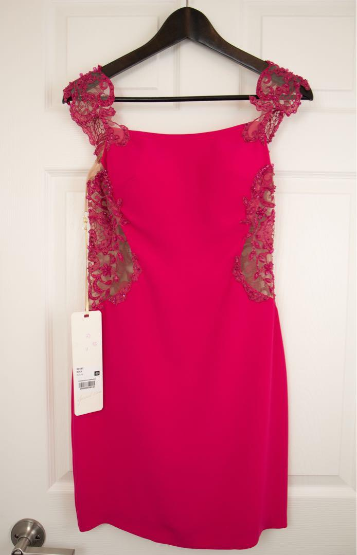 Brand new Tarik Ediz Pink Dress - Size 40