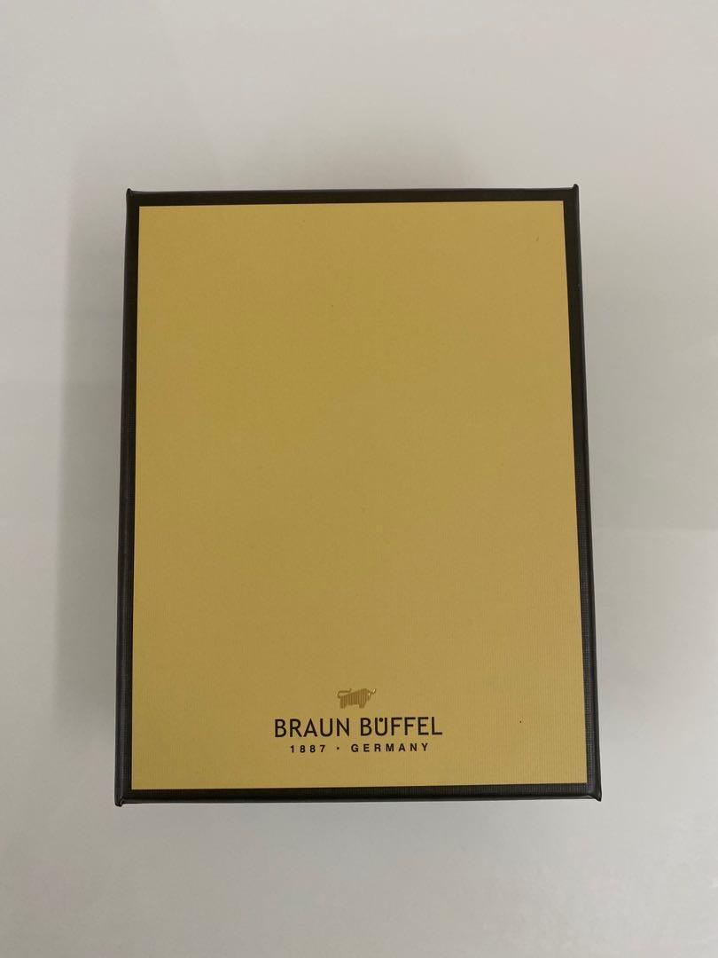 Braun Buffel Wallet Box