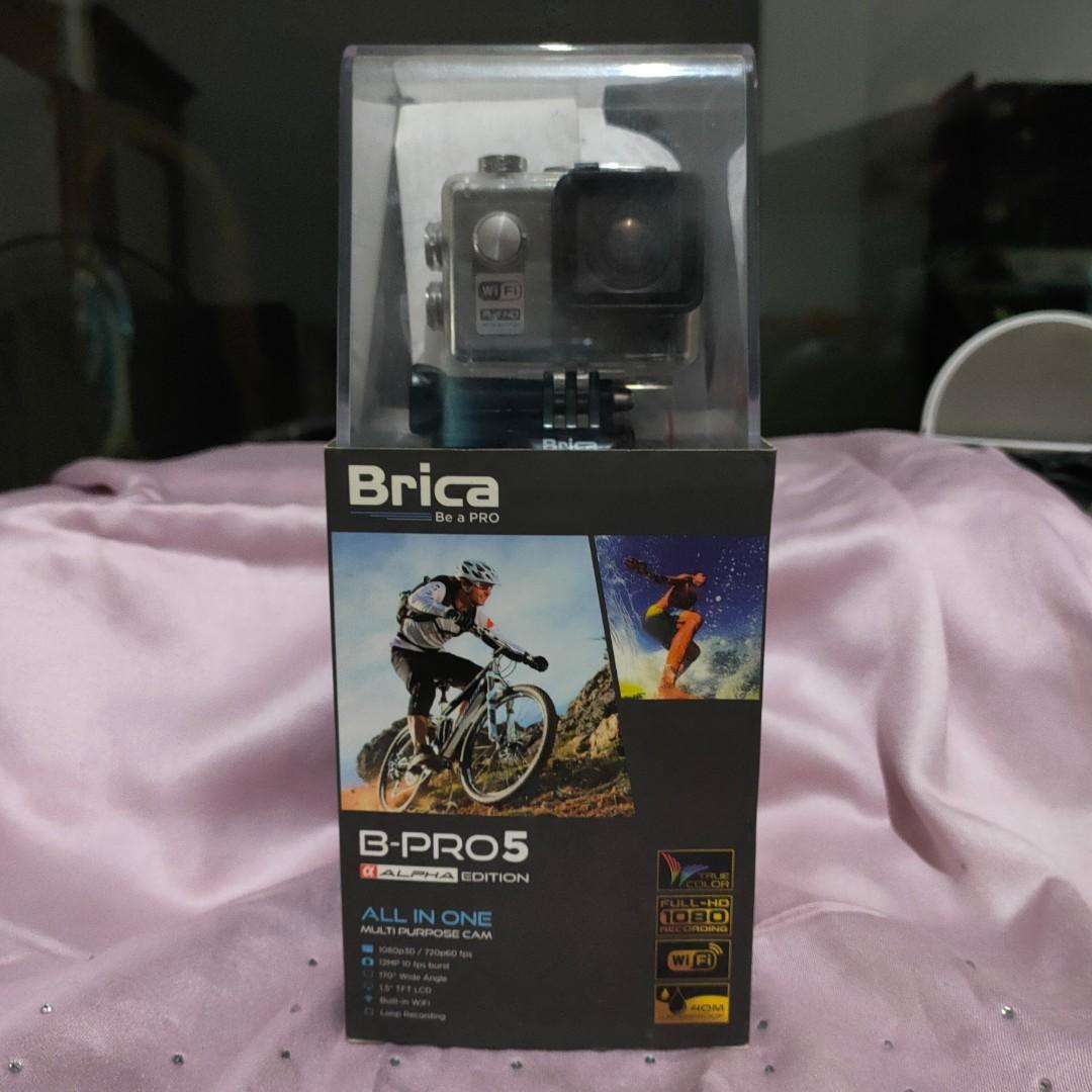 BRICA Bpro 5 Alpha Edition Mesin Sparepart